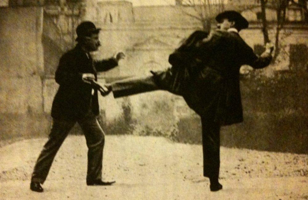EVERYBODY WAS STEAM-FU FIGHTING!  Steampunk Martial Arts!! (4/6)