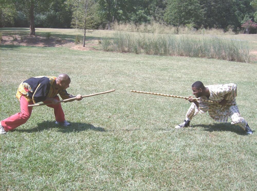 EVERYBODY WAS STEAM-FU FIGHTING!  Steampunk Martial Arts!! (5/6)