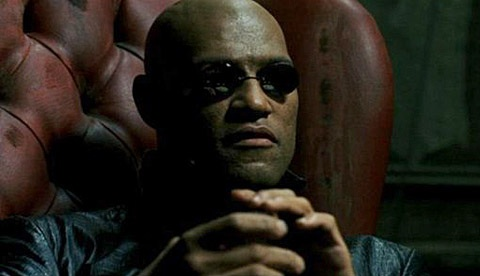 laurence fishburne matrix - photo #19