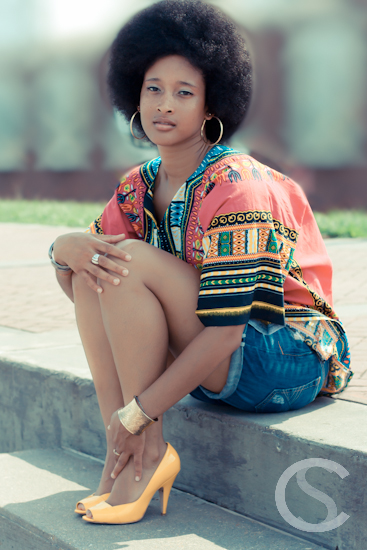 Thick Thighs Black Women