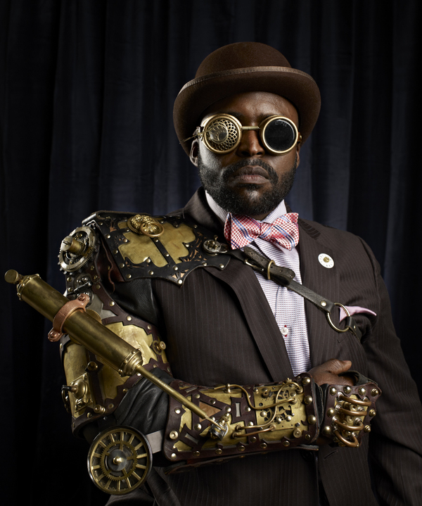 Putting The Funk In Steampunk For The Mahogany Masquerade