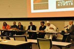 State of Black Science Fiction Panel