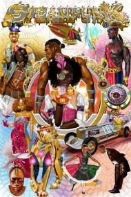 """PUTTING THE """"FUNK"""" IN STEAMFUNK: Standingo and Shane transport us to funky new worlds through theircanvases"""