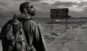 "Denzel Washington in ""The Book of Eli"""