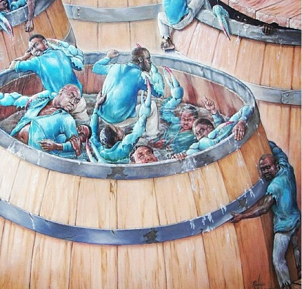 MORE FANTASTICAL THAN SWORD & SOUL AND STEAMFUNK: Dispelling the 'Crabs in a Barrel' Myth (2/3)