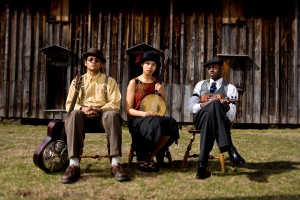 Grammy Award-Winning Band, the Carolina Chocolate Drops