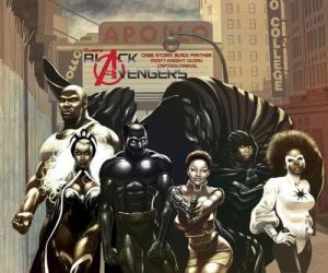 Black Avengers