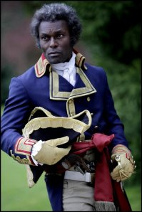 Photo from the Toussaint L'Ouverture Mini-Series, France Television.