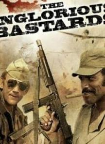 Poster from the original Inglorious Bastards film.
