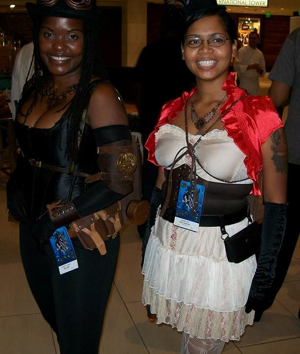 Black People Don't Like Steampunk, Fantasy and Science Fiction! (2/4)