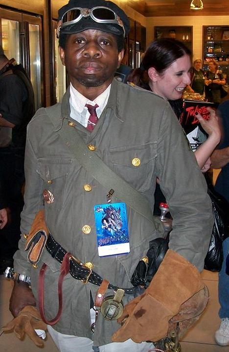 Black People Don't Like Steampunk, Fantasy and Science Fiction! (3/4)