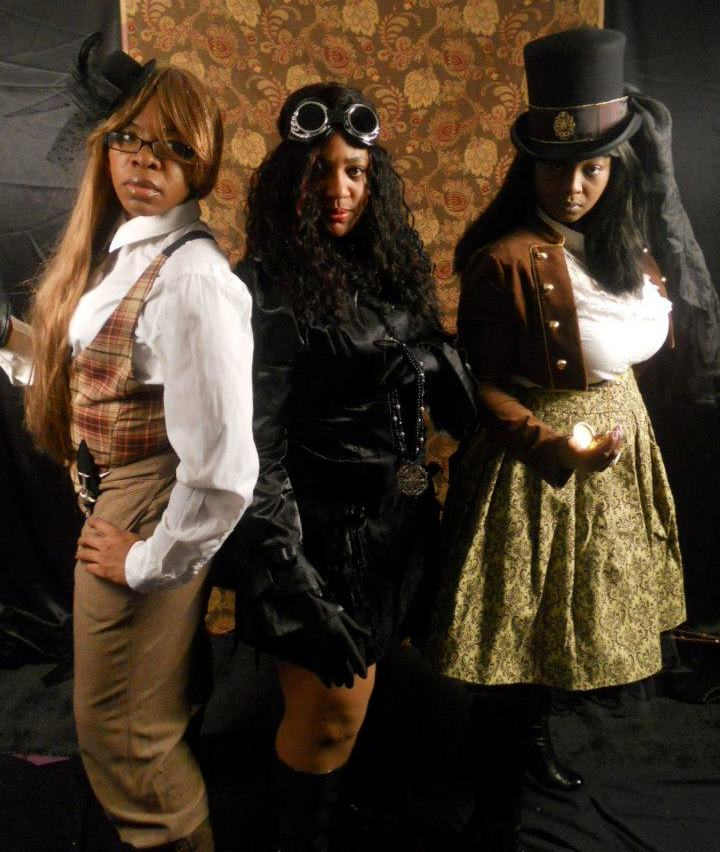 Black People Don't Like Steampunk, Fantasy and Science Fiction! (4/4)