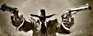 Steamfunk Bass Reeves