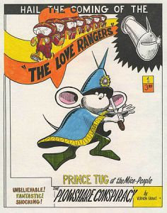 The Love Rangers, by Vernon E. Grant.