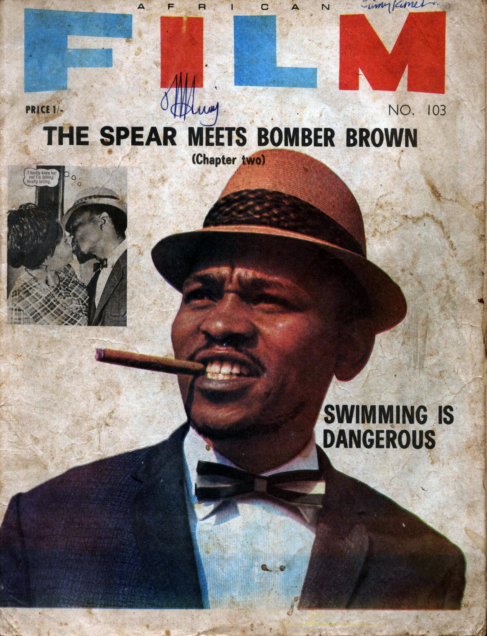 AFRICAN PULP: The Spear in Racist Pulp Fiction's Heart ...