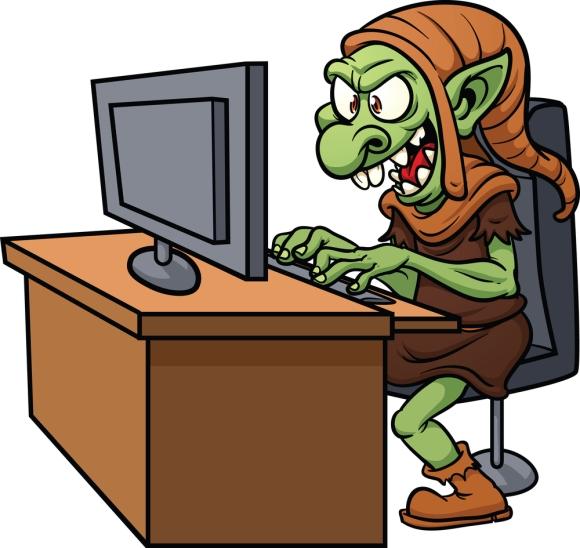 Résultats de recherche d'images pour «troll web»