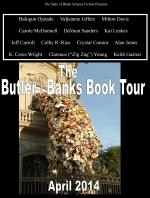Butler Banks Book Tour
