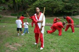 Afrikan Martial Arts