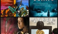8 YA Science Fiction & Fantasy Books with Black / Afrikan Teen Heroes and Sheroes!