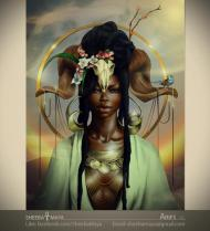 10 Black Science Fiction and Fantasy Artists I'd Love to Work With (or work withagain)!