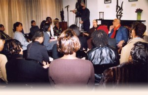 Speculative Fiction Roundtable