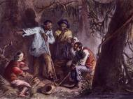 The State of Black Science Fiction Celebrates Black History Month: Nat Turner: Necrosis of theSerpent