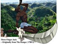 The State of Black Science Fiction Celebrates Black History Month: Three Finger'dJack