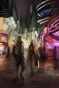 The Cityzens ofCyberfunk!
