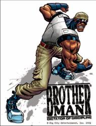 Brotherman Creator Speaks on Black Power: The Superhero Anthology