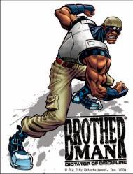 Brotherman Creator Speaks on Black Power: The SuperheroAnthology