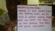 Be the Change. #WeNeedBlackBooks